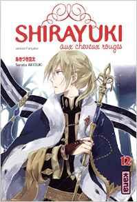 SHIRAYUKI AUX CHEVEUX ROUGE 12