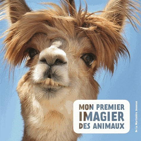 MON PREMIER IMAGIER DES ANIMAUX / ALBUMS / MARTINIERE J