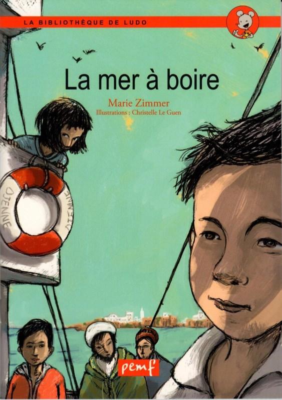 LA MER A BOIRE 1 ex / LUDO/ PEMF
