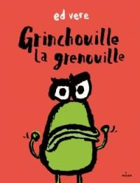 GRINCHOUILLE LA GRENOUILLE / ALBUMS 3 - 7 AN / MILAN