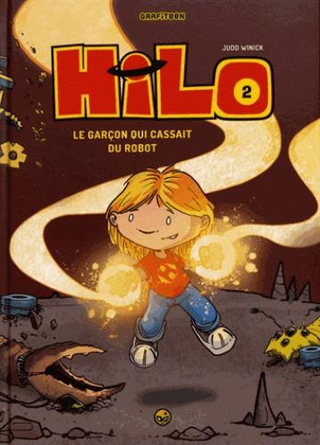 HILO T02 / GRAFITEEN