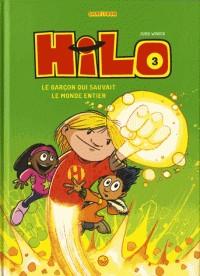 HILO, TOME 03 / HILO / GRAFITEEN