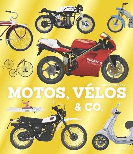 MOTOS, VELOS & CO / DOCUMENTAIRES 6 / MILAN