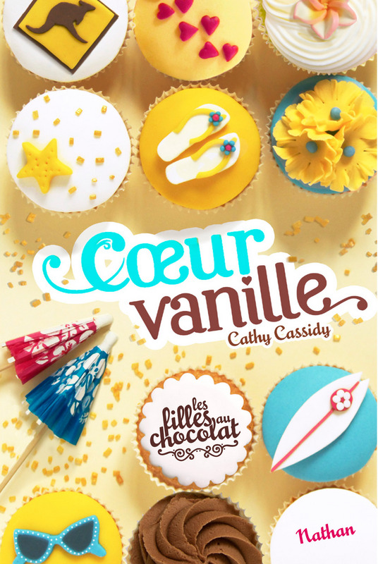 LES FILLES AU CHOCOLAT T05 COEUR VANILLE/GF CATH CASSIDY/NATHAN