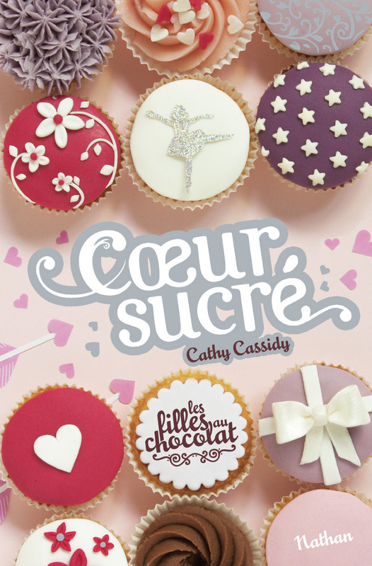 LES FILLES AU CHOCOLAT - TOME 5.5 COEUR SUC/GF CATH CASSIDY/NATHAN