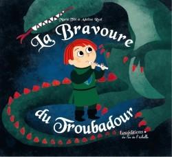 LA BRAVOURE DU TROUBADOUR/ ALBUMS / PAS DE L'ECHELLE