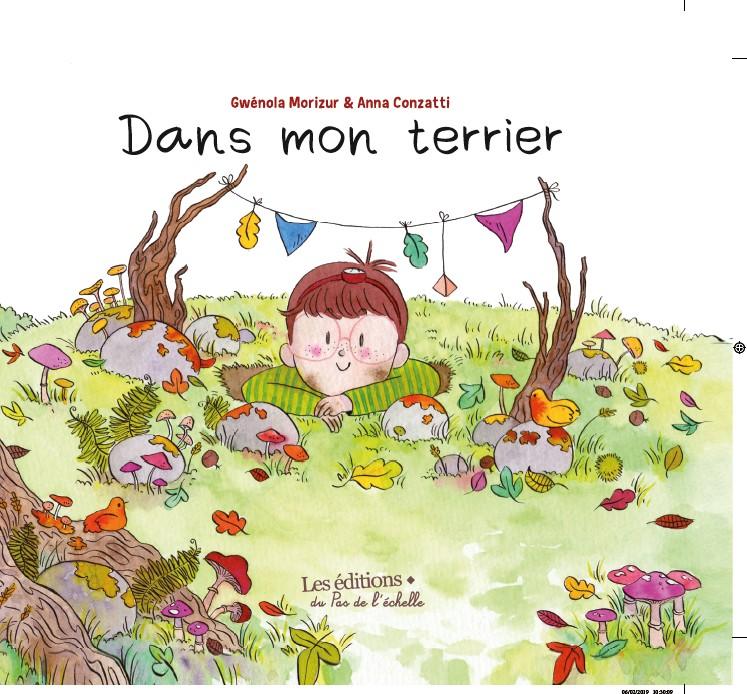 DANS MON TERRIER / ALBUMS / PAS DE L'ECHELLE