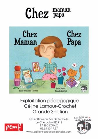 FICHIER GS CHEZ MAMAN CHEZ PAPA