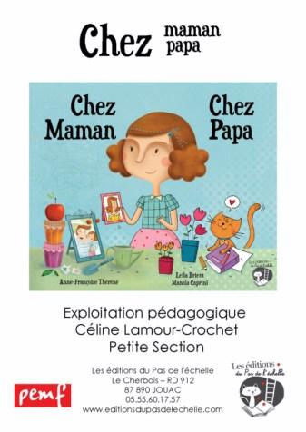 FICHIER PS CHEZ MAMAN CHEZ PAPA
