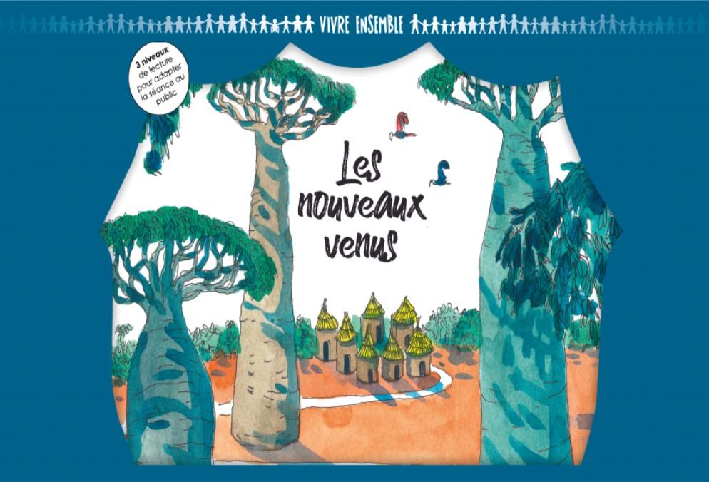 LES NOUVEAUX VENUS / KAMISHIBAI / PAS DE L'ECHELLE
