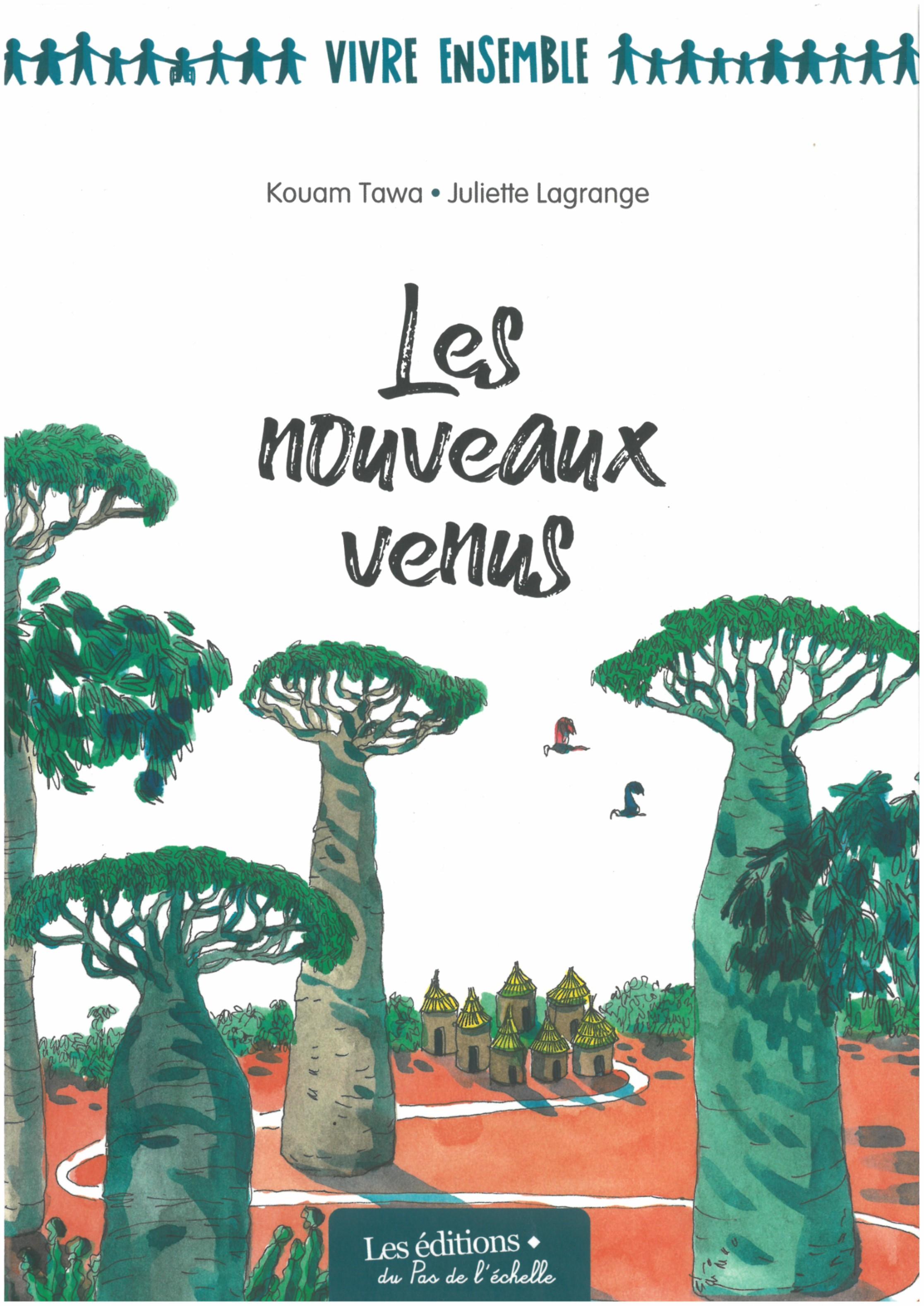 LES NOUVEAUS VENUS / ALBUM / PAS DE L'ECHELLE