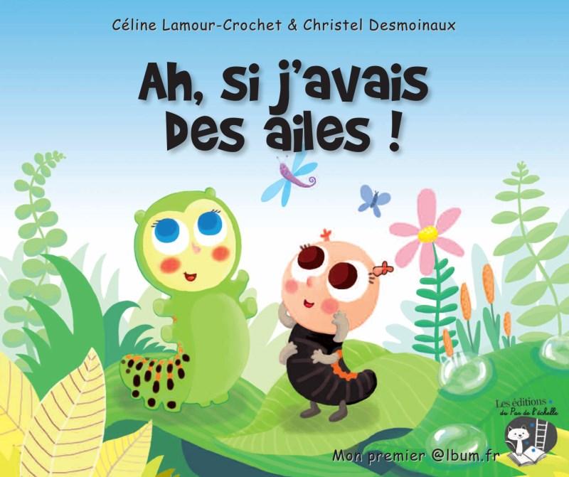 AH,SI J' AVAIS DES AILES/ PAS DE L'ECHELLE
