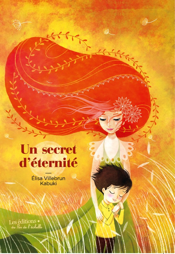 UN SECRET D'ETERNITE / ALBUM / PAS DE L'ECHELLE