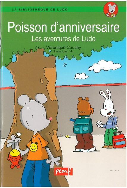 POISSON D'ANNIVERSAIRE / LUDO