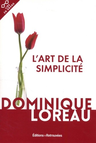 L'ART DE LA SIMPLICITE / EDTS RETROUVEES