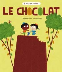 LE CHOCOLAT / JE SAIS CE QUE JE MANGE/ RICOCHET