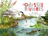 L'ODYSSEE DES RIVIERES (COLL. OHE LA SCIENCE !) / DOCUMENTAIRES / RIC