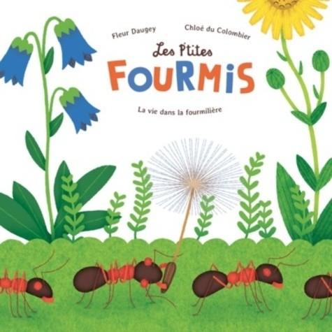 LES P'TITES FOURMIS (COLL. EVEIL NATURE) / DOCUMENTAIRES / RICOCHET