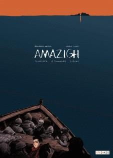 AMAZIGH / ROMANS GRAPHIQU / STEINKIS