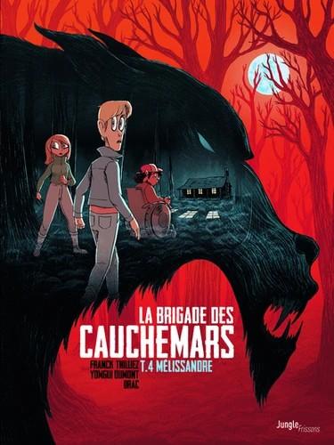 LA BRIGADE DES CAUCHEMARS - TOME 4 MELISSANDRE  / JUNGLE