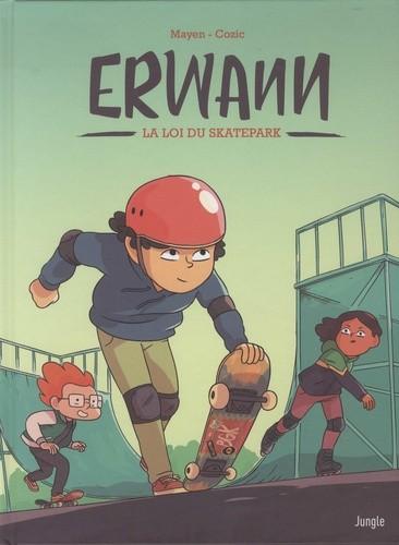 ERWANN / BD TOUT PUBLIC / JUNGLE