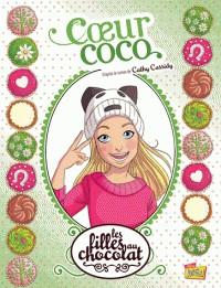 COEUR COCO/ LES FILLES AU CHOCOLAT T4 / JUNGLE