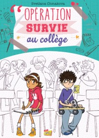 OPERATION SURVIE AU COLLEGE / JUNGLE