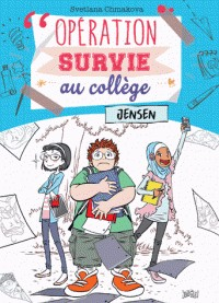 OPERATION SURVIE AU COLLEGE T2  JENSEN / JUNGLE