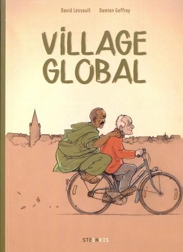 VILLAGE GLOBAL / ROMANS GRAPHIQU / STEINKIS