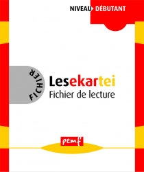 Couverture Fichier allemand LeseKartei