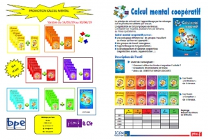 PROMO CALCUL MENTAL