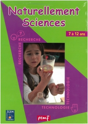 FICHIER NATURELLEMENT SCIENCES 7 / 12 ANS